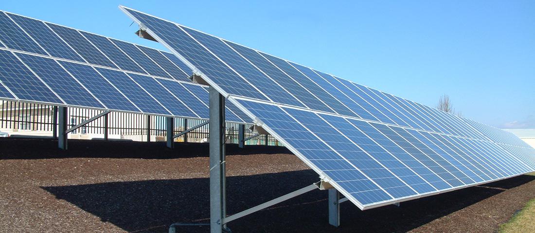 Solar systems installation