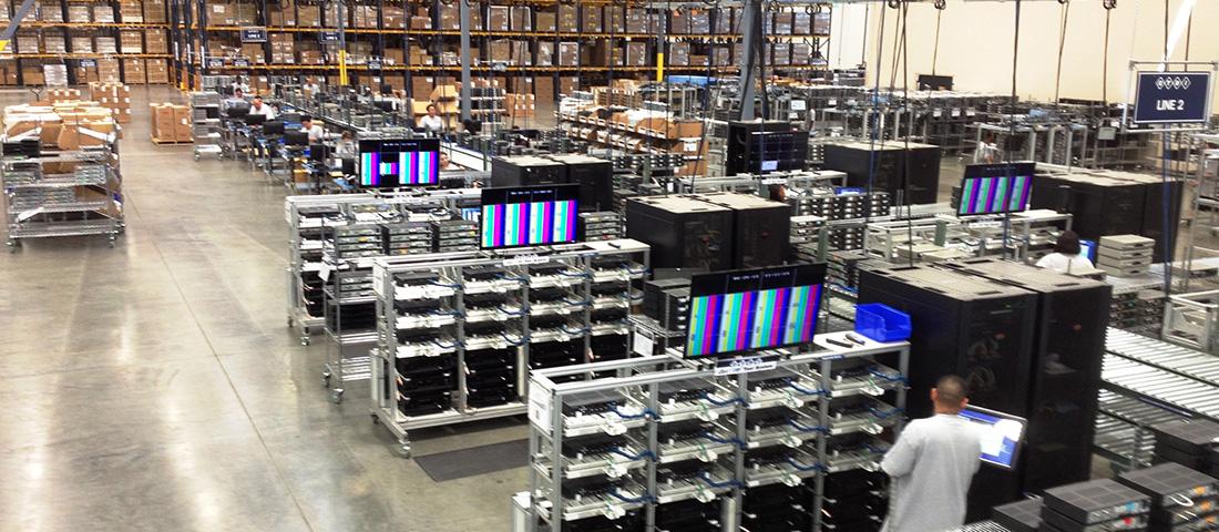 Завод «CTDI»