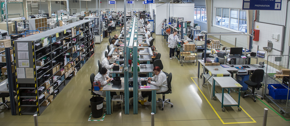 Завод «Videoton»